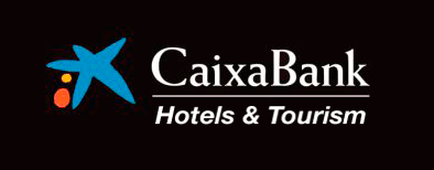 Caixabank hotels and Tourism logo